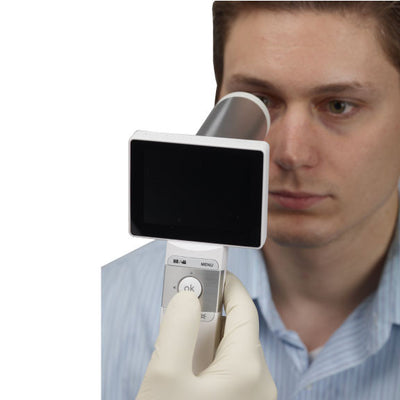 40° Manual Focus Portable Fundus Camera