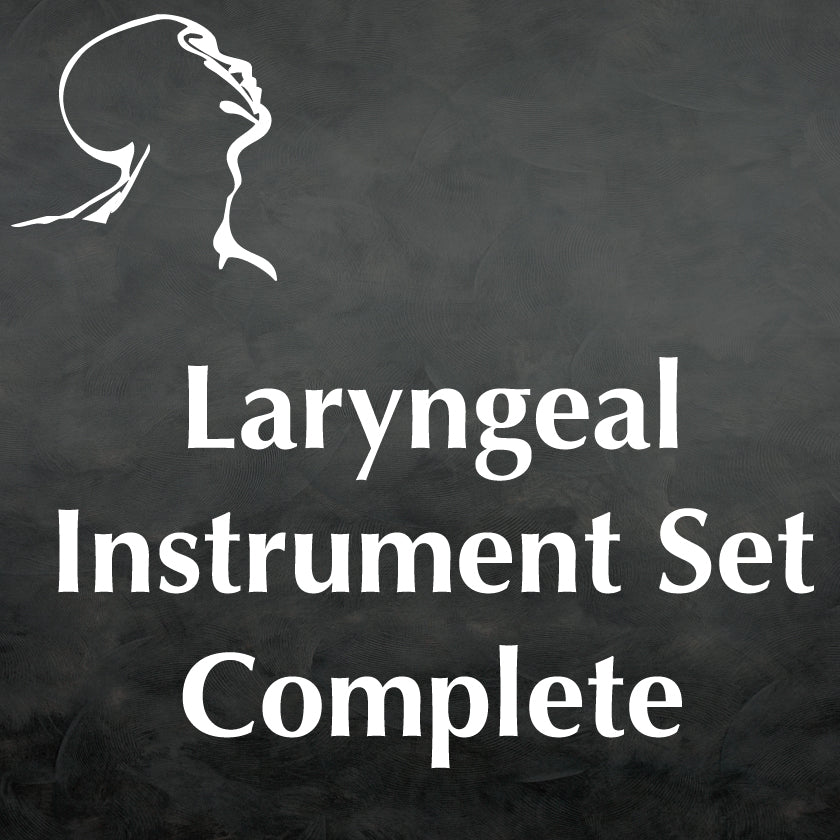 Laryngeal Instrument Set