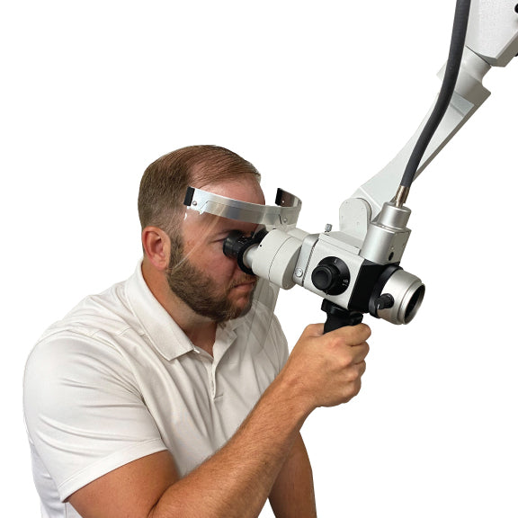 FACESHIELD for Microscope - Reusable