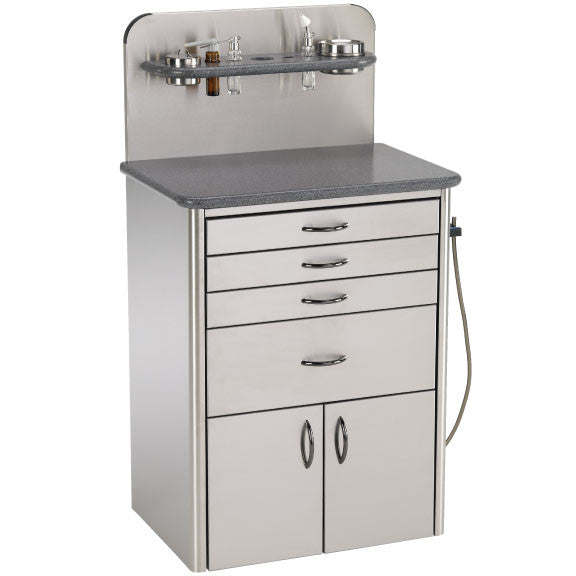 CSC Stainless Steel Treatment Cabinet - Deluxe
