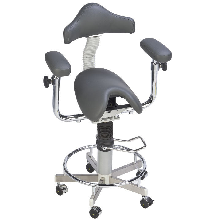 Surgical Stool with Contour Seat