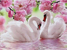 Load image into Gallery viewer, White Swans