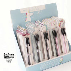 Unicorn Couple Gel Pen