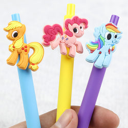 Candy Color Unicorn Press Gel Pen