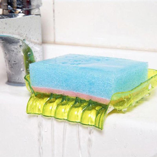 Bathroom Soap Sponge Holder