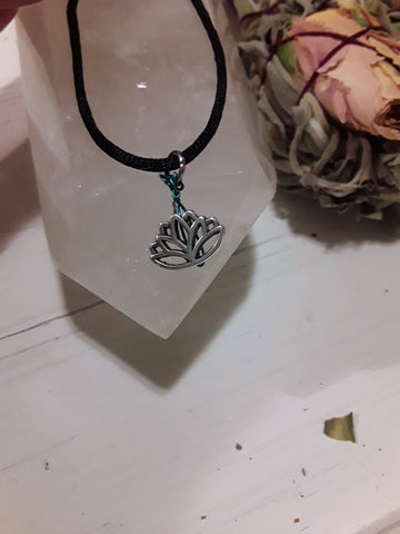 #SMUDGELIFE Blooming Lotus Soul Sister Necklace