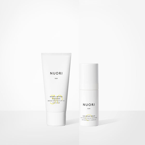 SUN DEFENCE DUO Set Nuori 50ml + 30ml
