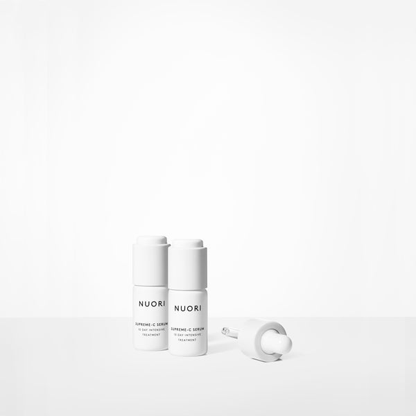 SUPREME-C SERUM TREATMENT Skincare Nuori 2 X 10ml