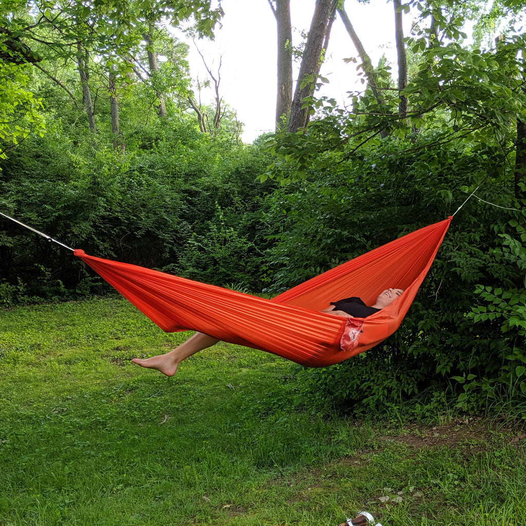 The Long Hammock is Here!
