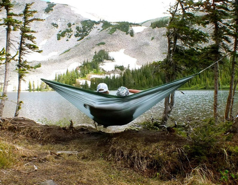 Unique Camping Uses for your Hummingbird Hammock