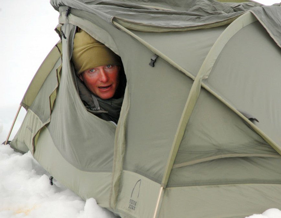 What Not to Do While Camping in Cold Weather