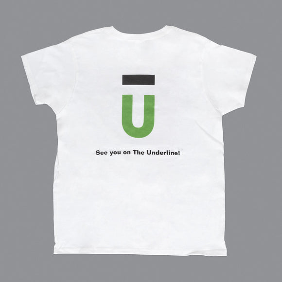 The Underline Women's Cotton T-Shirt