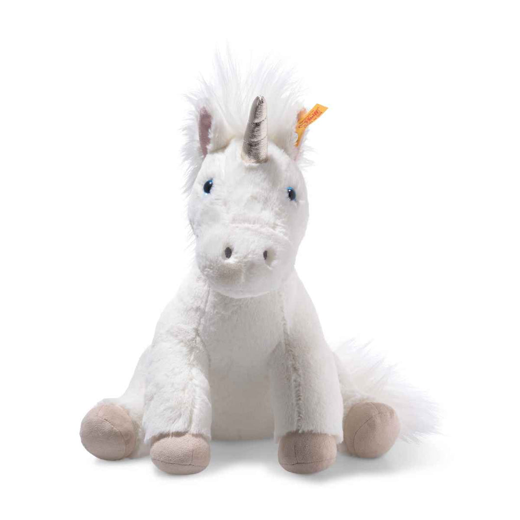 Steiff Soft Cuddly Friends Floppy Unica Unicorn, 35 cm