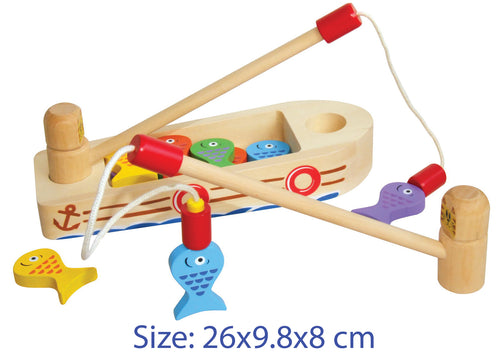 Fun Factory Magnetic Fishing Boat