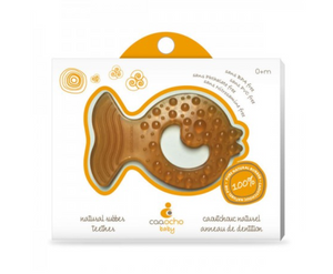 CaaOcho All Stage Teether Fish