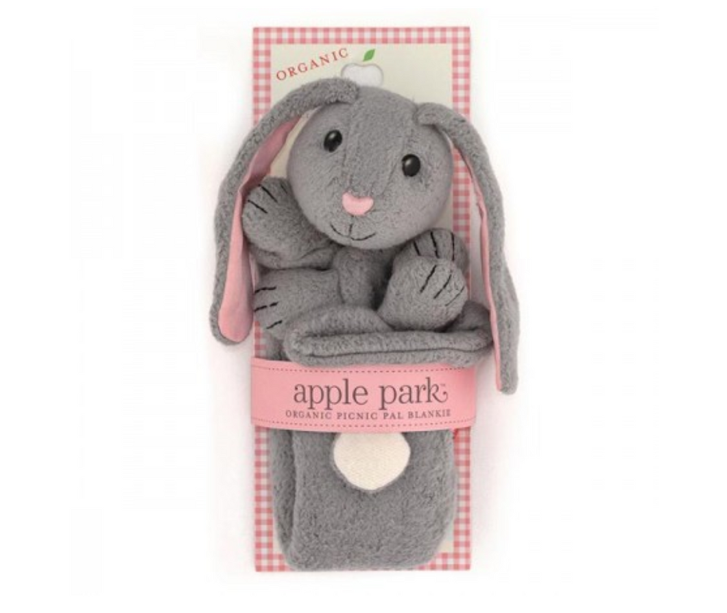 Apple Park Bunny Blankie
