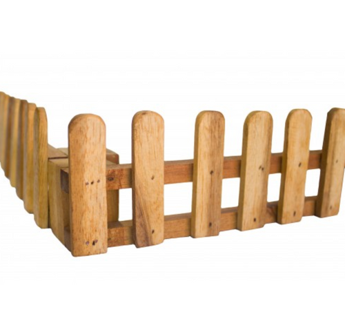 QToys Wooden Fences Set Of 4