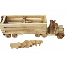 QToys Cattle Truck