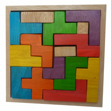 QToys Tetrix Blocks Puzzle