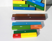 QToys Montessori Counting Rods