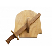 QToys Wooden Sword and Shield