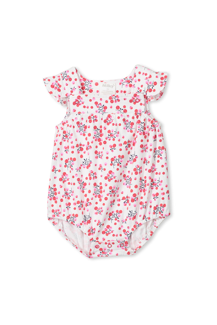 Berries Playsuit by Milky