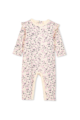 Pink Blossom Sweet Romper by Milky