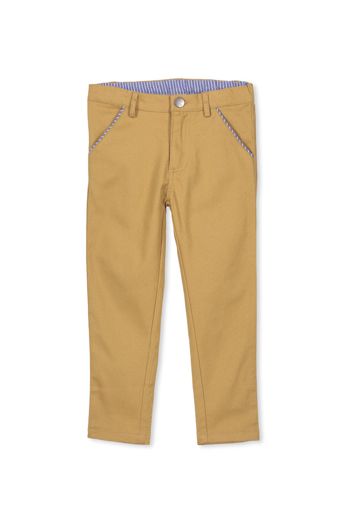 Sandstone Chino Pant by Milky