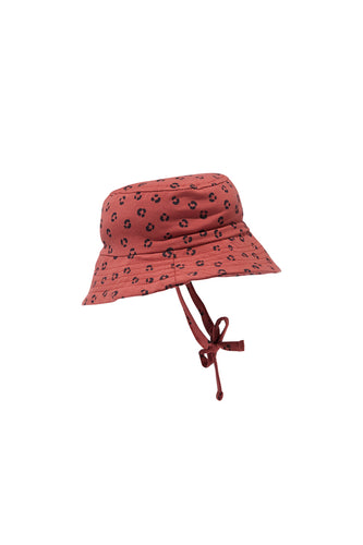 Rust Baby Bucket Hat by Milky