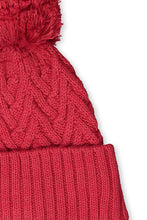Red Beanie by Milky