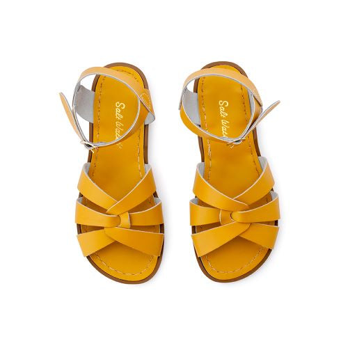 Saltwater Sandals - Original Mustard (Adults)