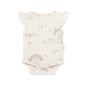 Aster & Oak Tree Of Life AOP Onesie