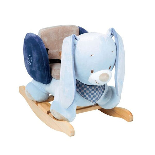 Nattou Bibbou The Rabbit Baby Rocker
