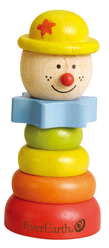 EverEarth Cylinder Stacking Clown