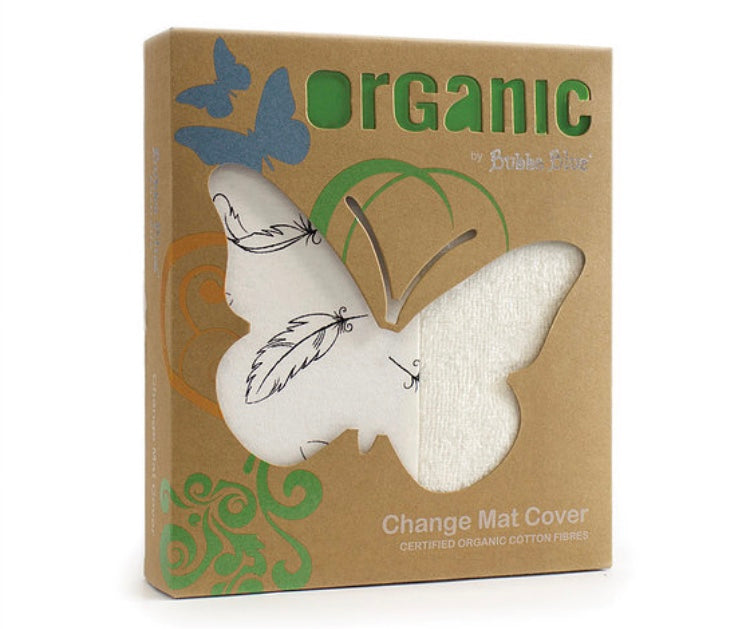 Bubba Blue Organic Change Mat Cover