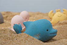 Tikiri Ocean Buddies Natural Rubber Teether - Dolphin