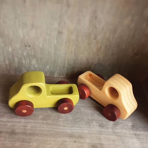 Miss Mollys Doll's and Toys Mini Ute (each)