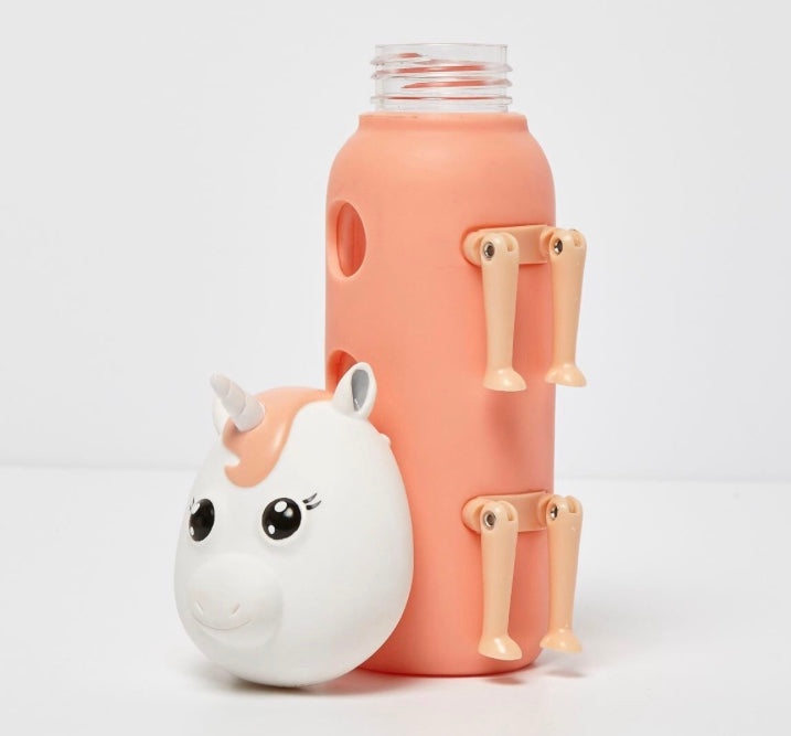 Fearsome Animal Friends Unicorn Bottle