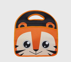Fearsome Animal Friends Tiger Lunch Bag
