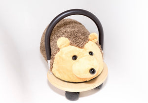 Wheely Bug Hedgehog Large Plush Combo