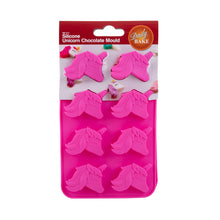 Daily Bake Silicone Unicorn Chocolate Mould - set of 2