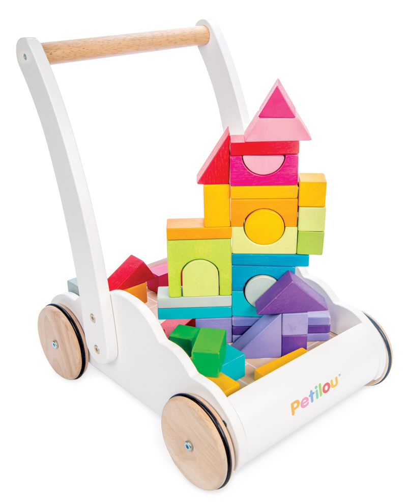 Le Toy Van Petilou Rainbow Cloud Walker