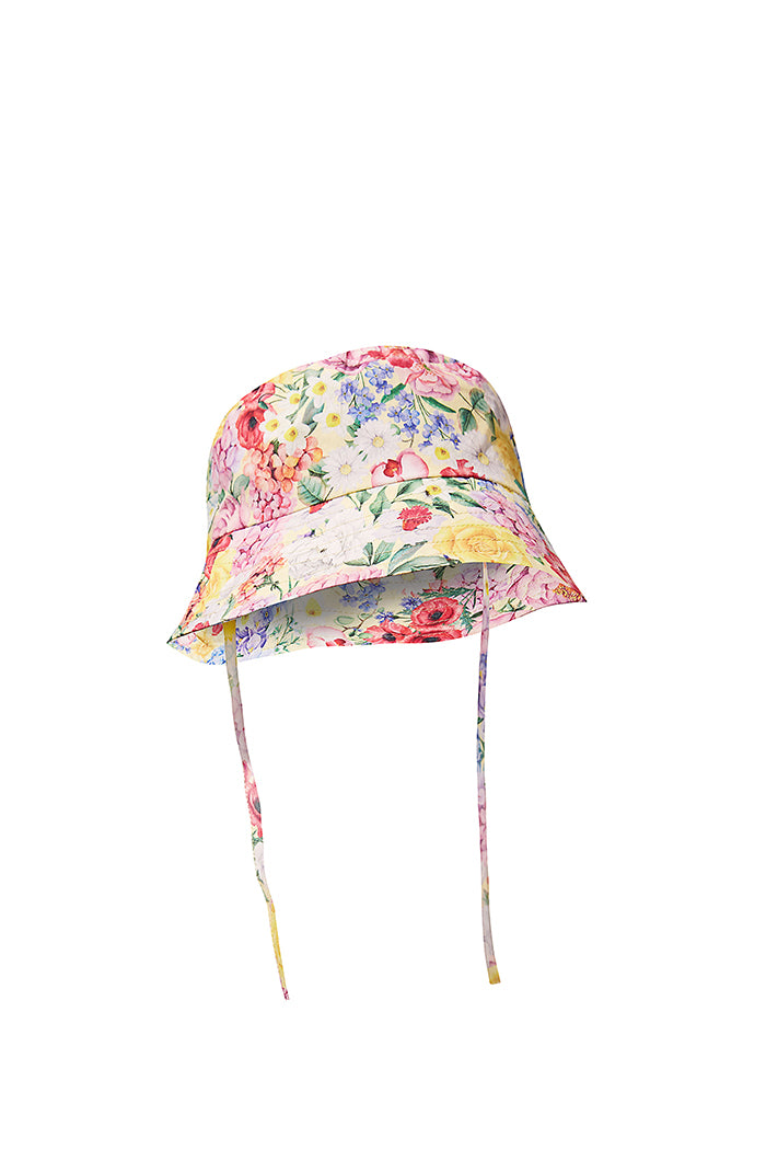 Summer Floral Sun Hat by Milky