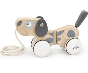 Viga Pull Along Puppy