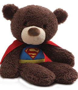 Gund DC Comics Superman bear