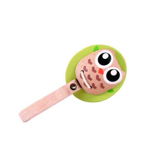 EverEarth Owl Baby Rattle