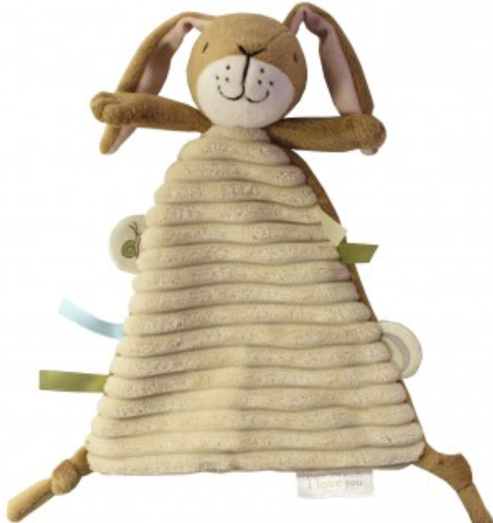 Guess How Much I Love You Little Nutbrown Hare Comfort Blanket