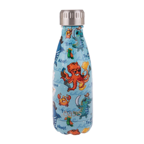 Oasis Double Wall Insulated Stainless Steel Drink Bottle - Pirate Bay 350 ml