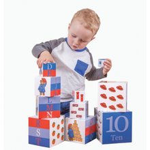 Paddington Bear Building Blocks