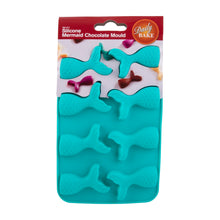 Daily Bake Silicone Mermaid Chocolate Mould - set of 2